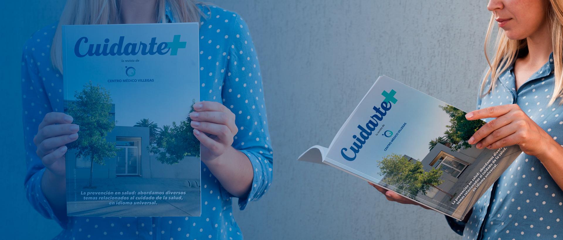 Revista Cuidarte+